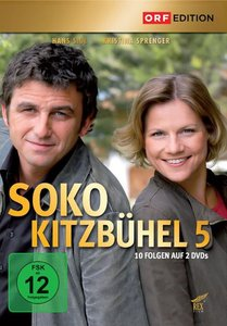 SOKO Wien/Donau-Staffel 5 (DVD)
