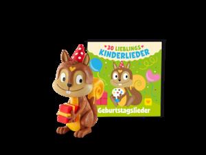 01-0124 Tonie-30 Lieblings-Kinderlieder - Spiel- & Bewegungslied