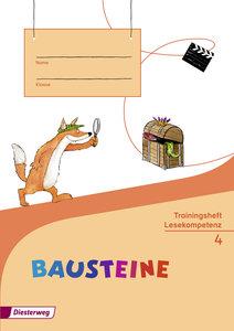 BAUSTEINE Lesebuch 2. Trainingsheft Lesekompetenz