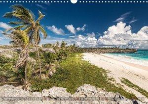 Karibik - Traumstrände (Wandkalender 2021 DIN A4 quer)