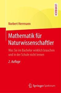 Mathematik für Naturwissenschaftler