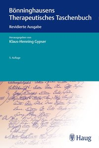 Bönninghausens Therapeutisches Taschenbuch