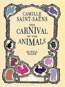 Karneval der Tiere, 1 Audio-CD