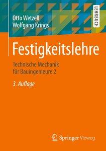 Technische Mechanik für Bauingenieure. Bd.2