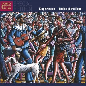 The Collectable King Crimson: Volume Five-Live i