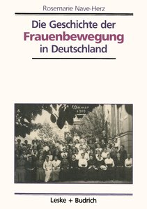 Kontinuität und Wandel der Familie in Deutschland