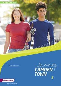 Camden Town 4. Workbook 4 mit Audio-CD. Allgemeine Ausgabe. Gymn