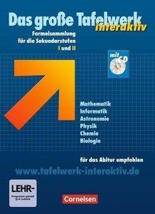 Das große Tafelwerk interaktiv. Allgemeine Ausgabe