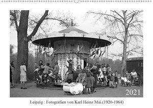 Leipzig : Fotografien von Karl Heinz Mai (1920-1964) (Wandkalend