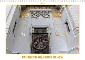Skulpturen im Roten Wien (Wandkalender 2021 DIN A4 quer)