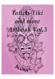 Tattoo Tiki Artbook Vol.2