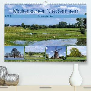 Allgäuer Bergidyll (Premium, hochwertiger DIN A2 Wandkalender 20