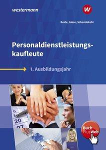 Personaldienstleistungskaufleute. 3. Ausbildungsjahr Lehr-/Fachb