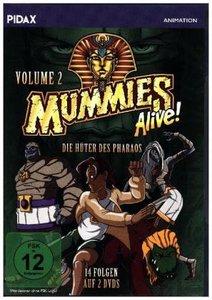 Mummies Alive Deutsch