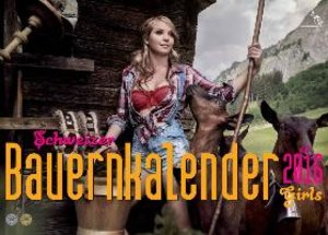 Schweizer Bauernkalender (Girls) 2016 / Calendrier Paysan